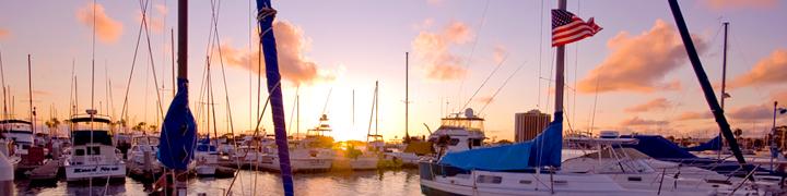 How To Steal A Boat | The Marina at Marina Village